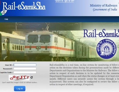 Railways launches 'E-Samiksha' webportal to monitor schemes and announcements
