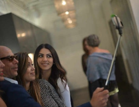 Apple says no to selfie sticks at its WWDC 2015 conference