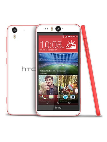 HTC Desire Eye Design