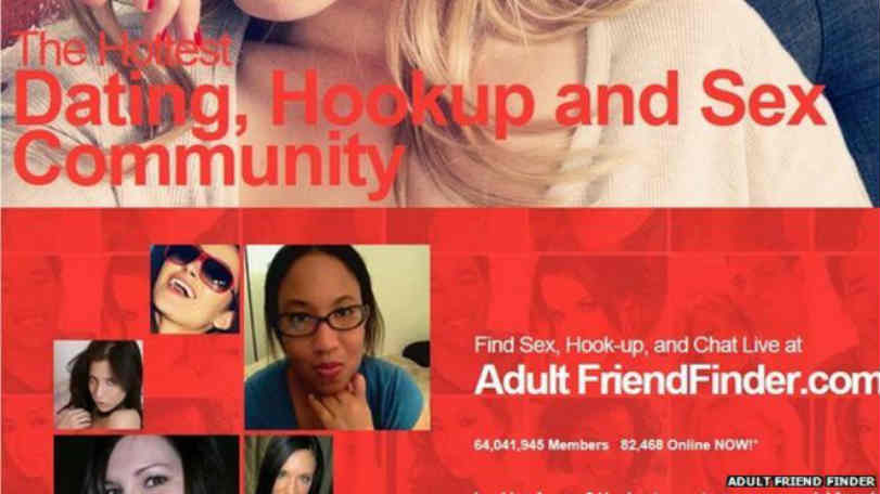 ... chances are that your personal data might have been leaked to spammers.  One of the world's largest such websites, Adult FriendFinder, has been hacke