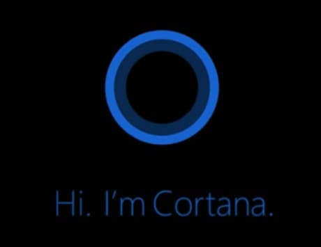 Microsoft does not think that Cortana is a Amazon Alexa and Google Assistant competitor