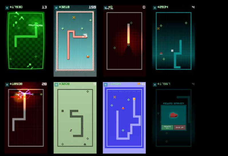 Nokia's iconic Snake game returns in a new avatar on Android, iOS and Windows Phones