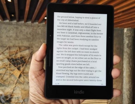 Amazon to pay Kindle e-book authors based on pages read by readers