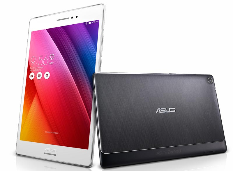 Asus ZenPad tablets with covers for crazy 5.1 Surround Sound or add-on battery launched at Computex 2015