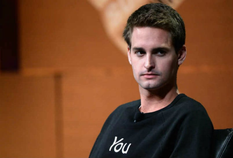 Sorry, not Sorry! Evan Spiegel responds to the haters of Snapchat's redesign
