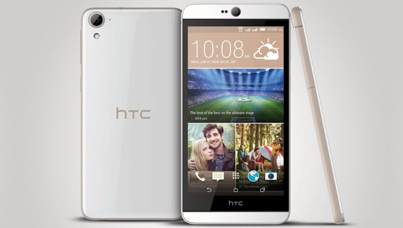 HTC Desire 826 Dual SIM launched in India, priced at Rs 26,900: Specifications, features