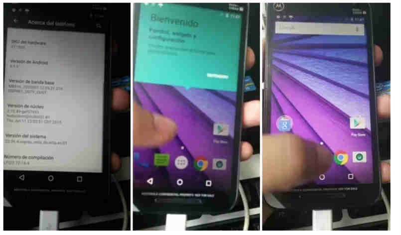 New Moto G (third gen) leaks reveal disappointingly few improvements
