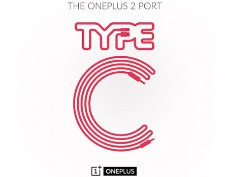 OnePlus 2 will be one of the first smartphones to boast a USB Type-C port