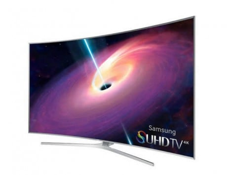 Samsung launches SUHD curved TV range in India, prices start at Rs 3,14,900