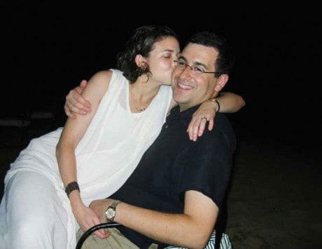 This heart-wrenching open letter by Sheryl Sandberg explaining the feeling of loss after her husband's death is intensely moving