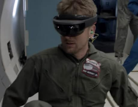 International Space Station astronauts to get VR headsets