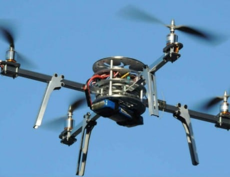 Chennai rains: Drones come to the rescue of people stranded in isolated areas