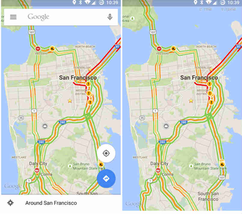 Google Maps app gets significant update, here are four new ... on map with directions, google street view, google map from to, driving directions, mapquest directions, google calendar, google earth, google map request, bing directions, apple maps directions, custom map directions, google mars, google latitude, google mapquest, get directions, maps and directions, google map lakeport ca, google mapa, google livestreet map trinidad, google search,