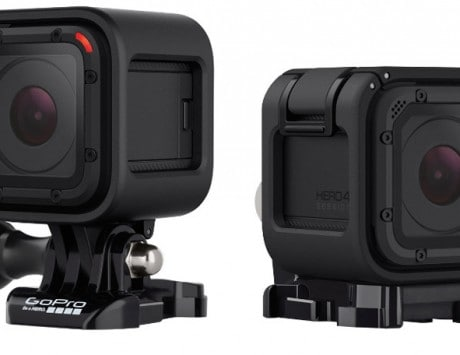GoPro's Hero4 Session is its smallest action camera yet, priced at $399