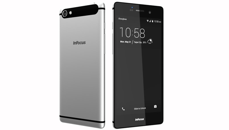 InFocus launches 4 LTE-capable smartphones in India, priced between Rs 5,999 and Rs 19,999: Specifications, features