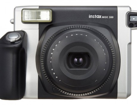Fujifilm Instax Wide 300 instant camera launched, priced at Rs 9,550