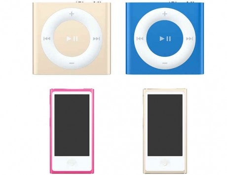 Apple may unveil refreshed iPod touch, iPod nano and iPod shuffle tomorrow: Report