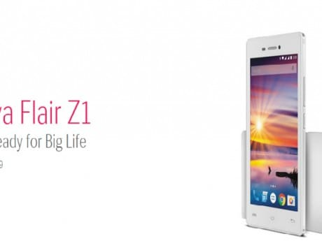 Lava Flair Z1 Android Lollipop smartphone launched, priced at Rs 5,699: Specification and feature