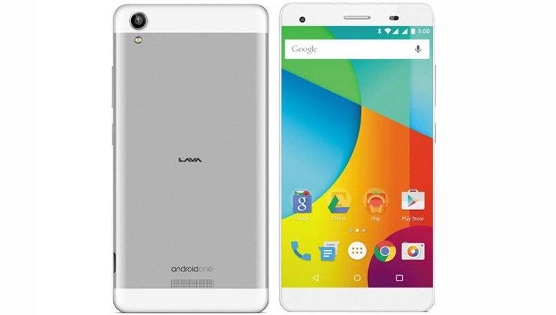 Lava Pixel V1 second-gen Android One smartphone launched in India, priced at Rs 11,350: Specifications and features