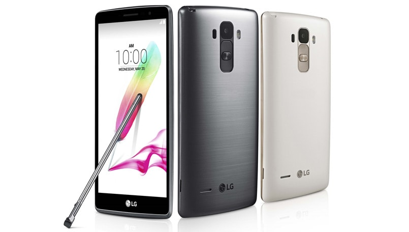 LG G4 Stylus launched in India, priced at Rs 24,990: Specifications, features