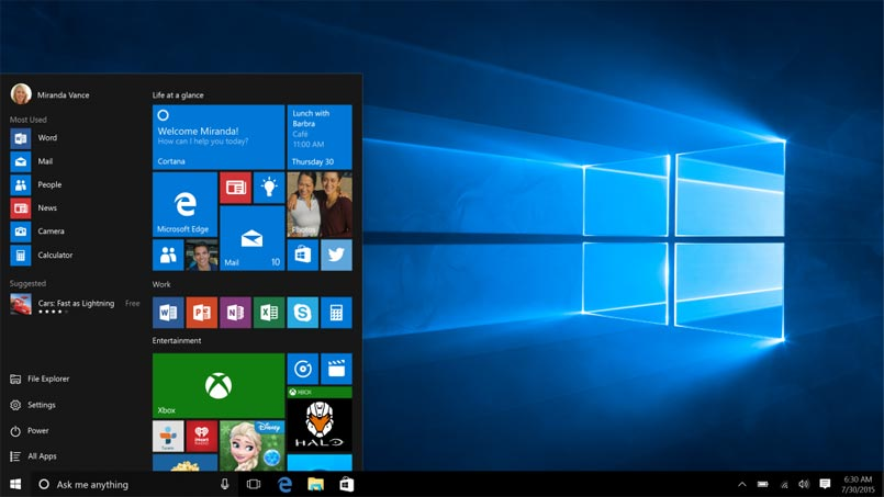 How to update your pc to windows 10 today without waiting for Latest windows for pc