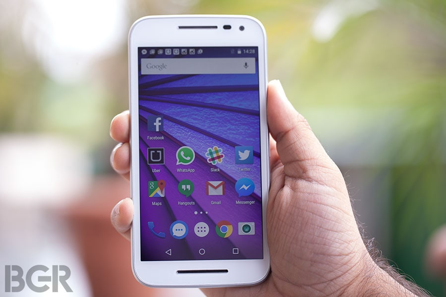 Motorola Moto G (third generation) to go on sale starting midnight exclusively via Flipkart with launch day offers