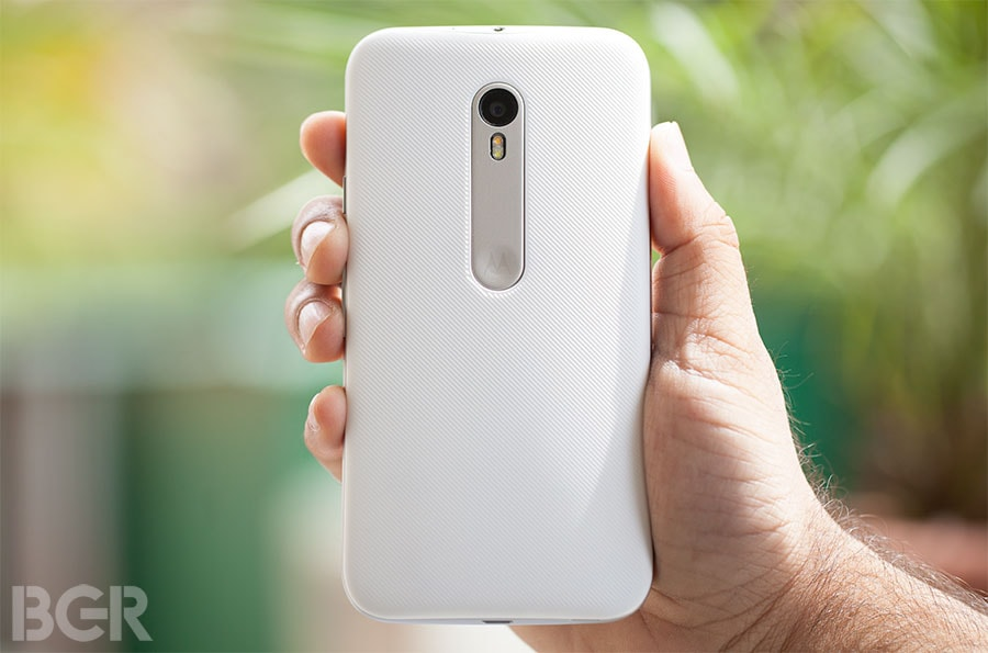 Motorola Moto G (third-generation) hands-on photo gallery