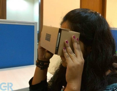 OnePlus Cardboard VR hands-on and first impressions