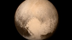 NASA's New Horizons mission identifies clouds in Pluto