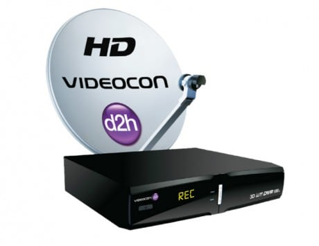 Videocon D2h unveils a range of SD and HD add-on packs; prices start at Rs 7