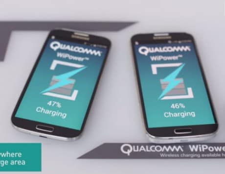 Qualcomm's latest WiPower technology brings wireless charging to smartphones with metal body