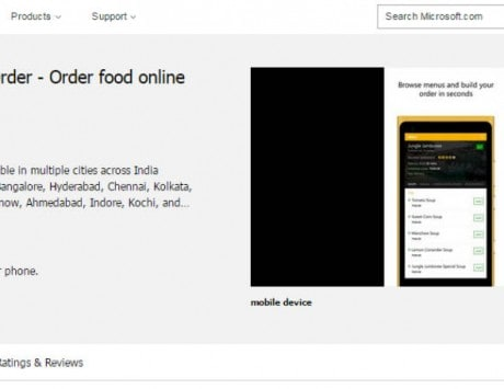 Zomato Order food delivery app launched for Windows phone users, now available in 14 more Indian cities