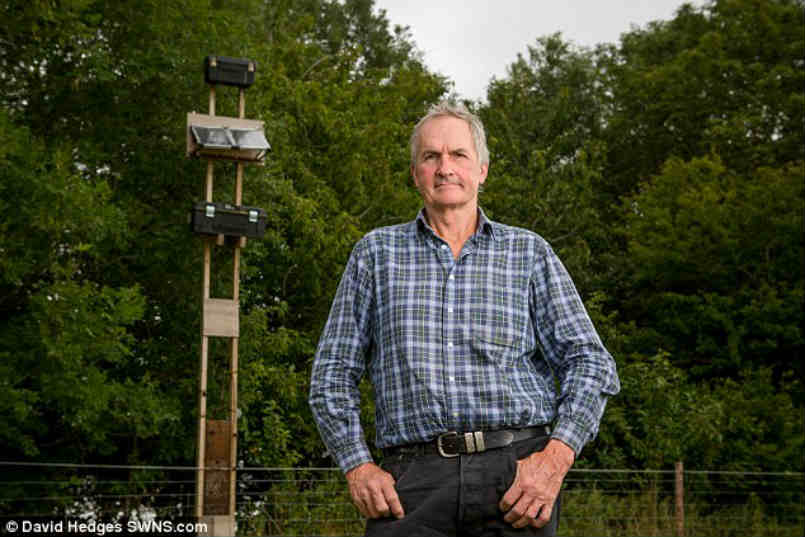 Tired of slow Internet, British man successfully builds his own DIY 4G tower