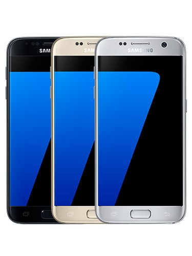 Samsung Galaxy S7 Colors