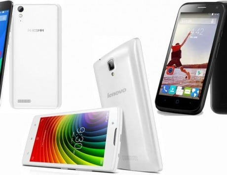 Lenovo A2010 vs ZTE Blade Qlux vs Phicomm Energy 653: Price, specifications, features compared