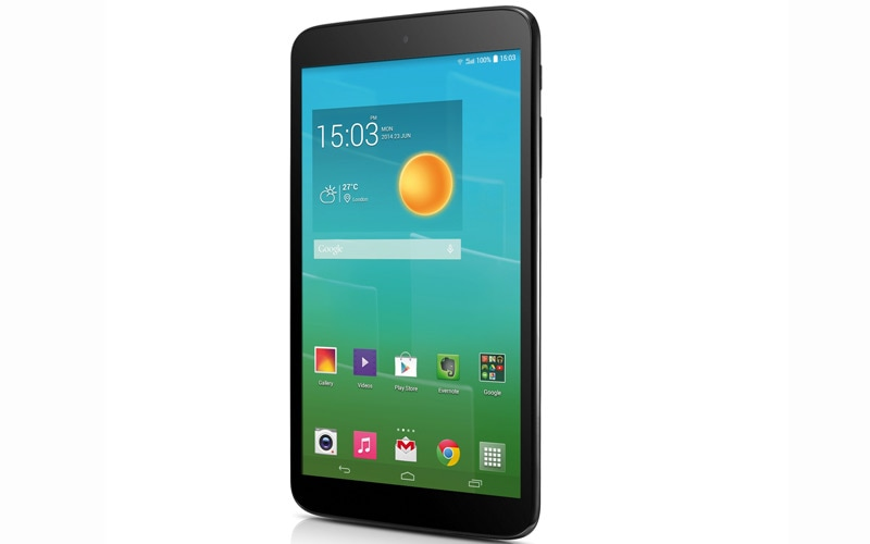 Alcatel OneTouch POP 8S LTE-capable tablet launched in India, priced at Rs 10,499: Specifications, features