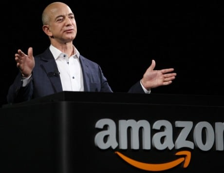 Amazon CEO Jeff Bezos is now worth a massive $141 billion