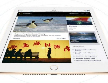 Apple iPad Air 3 launch reportedly delayed until 2016