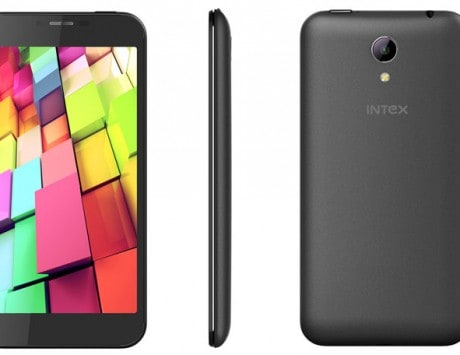 Intex Cloud 4G Star LTE-capable smartphone launched, priced at Rs 7,299: Specifications, features