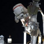 ISS cosmonauts successfully complete spacewalk: NASA