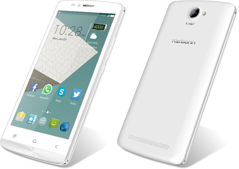 Karbonn Aura 9 launched with 4,000mAh battery, priced at Rs 6,390: Specifications, features