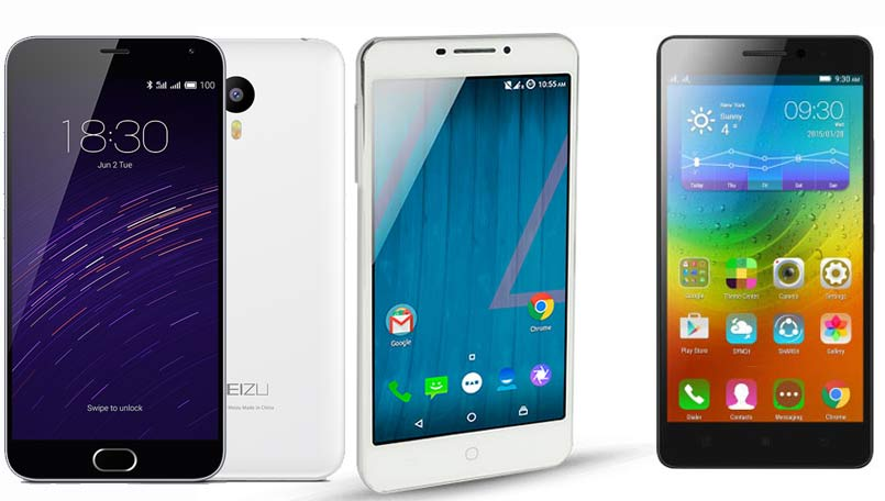 Meizu M2 Note vs Yu Yureka Plus vs Lenovo K3 Note: Price, specifications, features compared