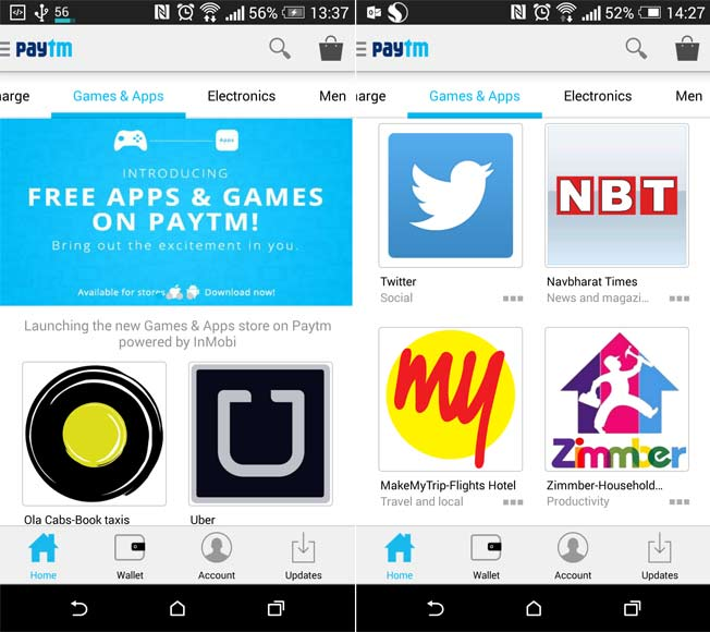 Paytm launches App Store in collaboration with mobile ad network