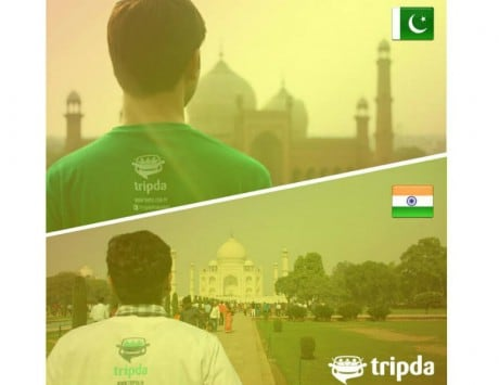 Independence Day: Tripda unites netizens of India, Pakistan through Skype and Google Hangouts