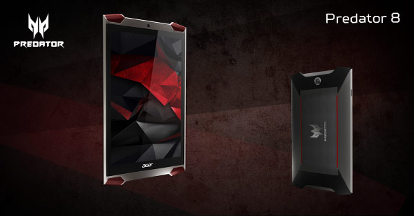 Acer Predator 8 Available at Last in Italy