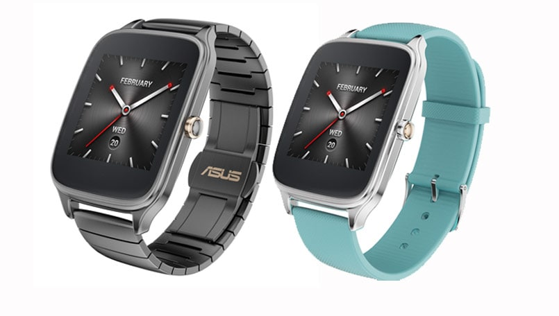IFA 2015 Live: Asus ZenWatch 2 launched in two sizes ...
