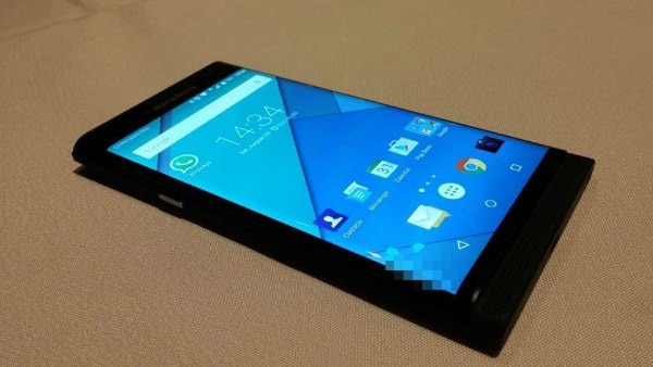 BlackBerry Venice Android smartphone photos leaked yet ...