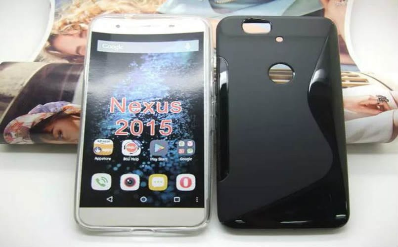 Huawei Nexus (2015) leaked case confirms camera bump and fingerprint scanner at the back