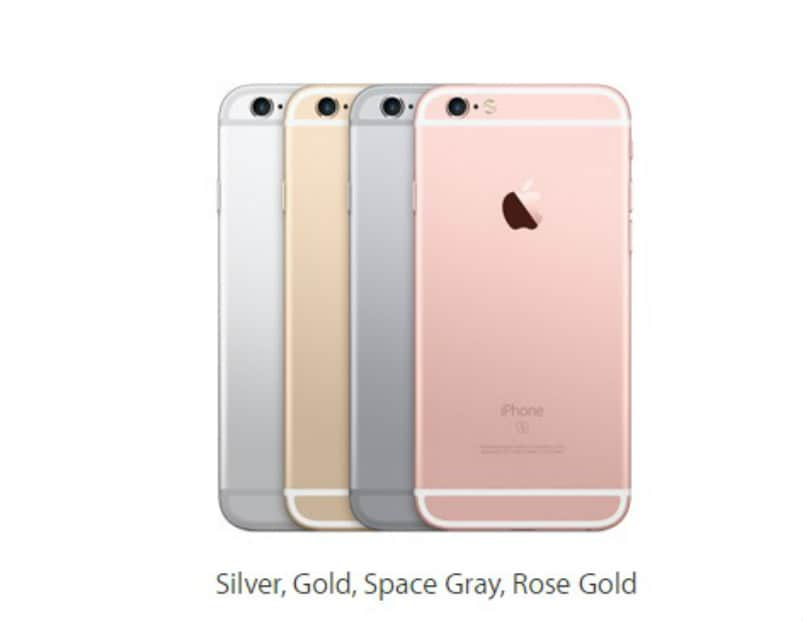 iphone 6s cost apple iphone 6s vs samsung galaxy s6 price 1542