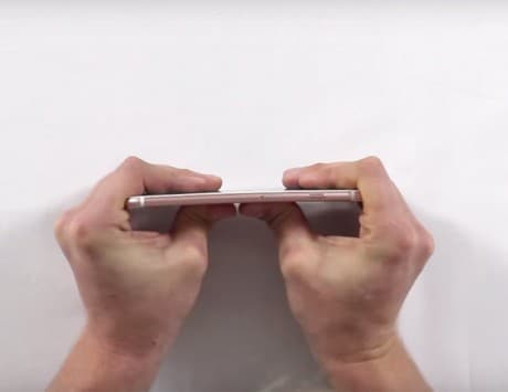 Here's what happens when Apple iPhone 6s Plus is put to 'Bendgate' test